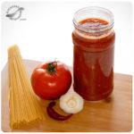 Salsa de tomate casera (base para muchas recetas)