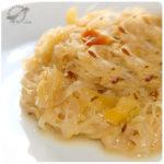 Chucrut – Col agria o repollo agrio (Sauerkraut)