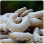 Cachitos de almendras y vainilla (Vanille-Mandeln Hörnchen)