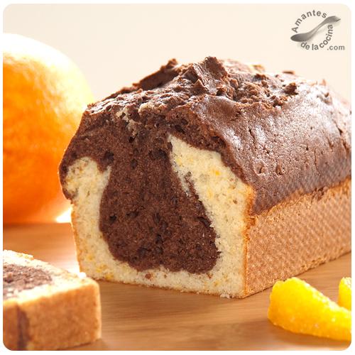 Torta mármol (Marmorkuchen)