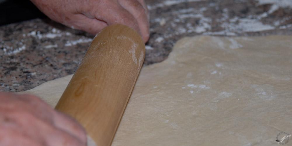 Pan de jamón venezolano paso a paso