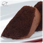Ponqué de chocolate casero (Bizcocho de chocolate casero)