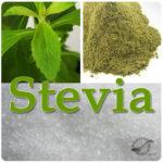 Stevia o Estevia - Sustituto del azúcar