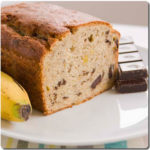 Banana Chocolate Bread