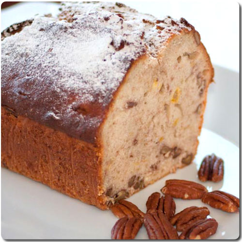 Banana Pecan Bread (english version)