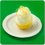 Sorbete de limón cremoso