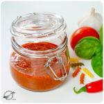 Salsa de tomate fácil y rápida