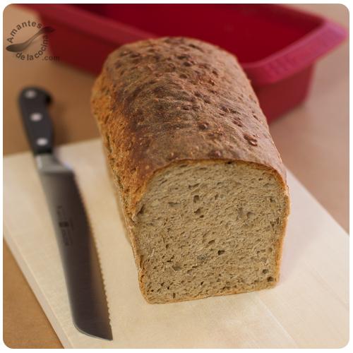 Molde de silicona o de aluminio - Resultado de pan horneado