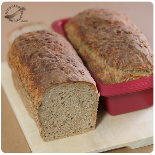 Molde de silicona o de aluminio - Resultado de pan horneado 2