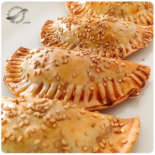 Empanaditas de carne molida