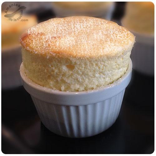 Soufflés de cheesecake