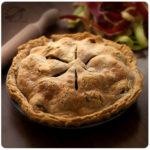 Apple Pie o Tarta de manzana americana