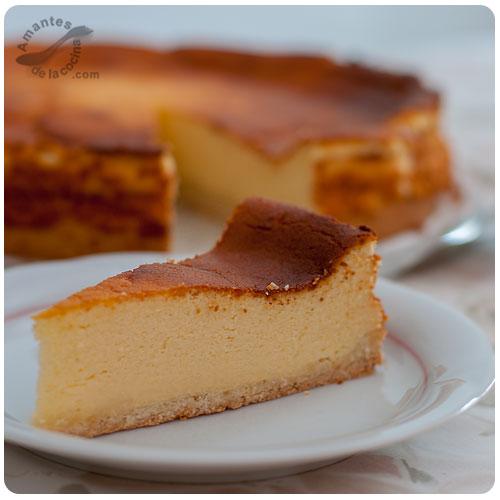 Torta de queso alemana