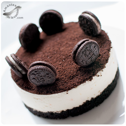 Cheesecake de Oreo 2
