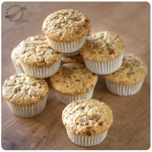 Muffins o magdalenas de gofio 2