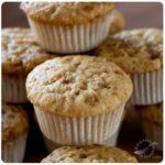 Muffins o magdalenas de gofio