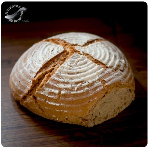 Pan de centeno con diferentes prefermentos
