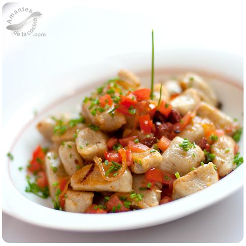 Noquis de batata