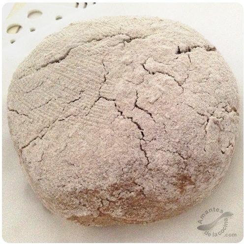 Pan Broa de centeno y maíz - Fermentación