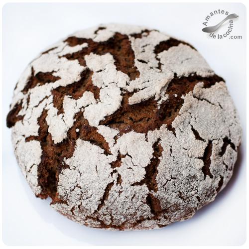 Pan Broa de centeno y maíz