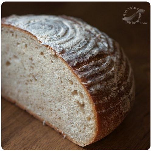 Pan de sémola de trigo duro cortado