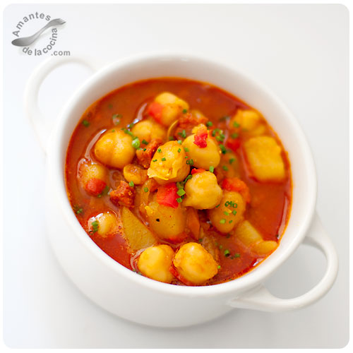 Sopa de garbanzos 2